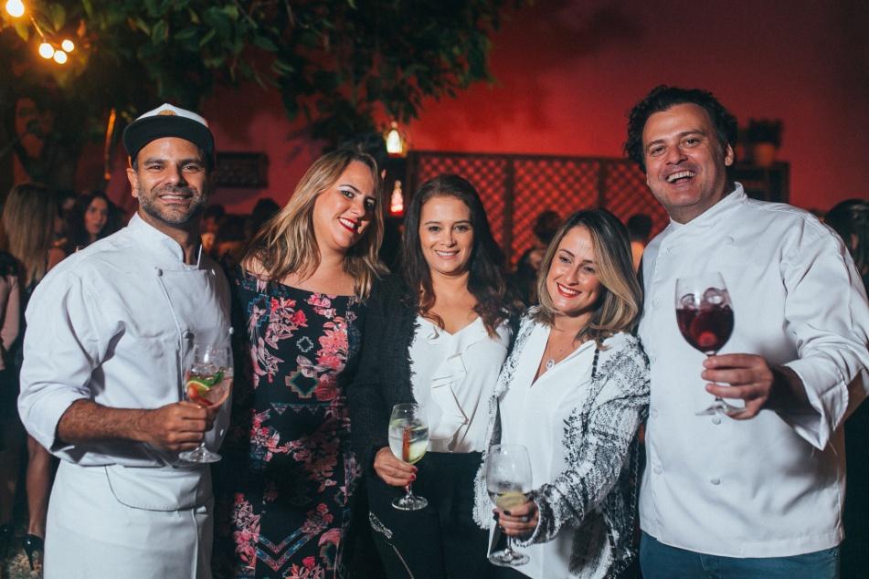 Equipe BRAVO - Andre, Livia, Marcela, Aninha e Paulo