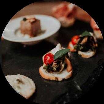 bravo catering - bravo - espetaculo - bar de tapas